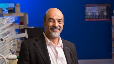Professor John Christodoulou: 'We are about treating and preventing specific diseases rather than creating a superhuman'.
