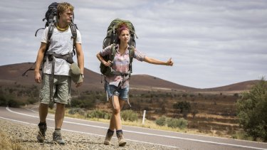 In 'Wolf Creek 2', the outback is first a playground then a place of unspeakable horror.