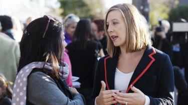 Labor MP Jo Haylen.