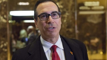 Steven Mnuchin supports a cut in personal and corporate tax rates. But a leading economist says it won't help economic growth.