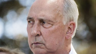 Paul Keating says John Howards' claims of co-operation couldn't be further from the truth.
