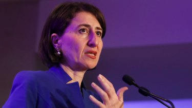 NSW Premier Gladys Berejiklian has endorsed a $705 million new stadium.