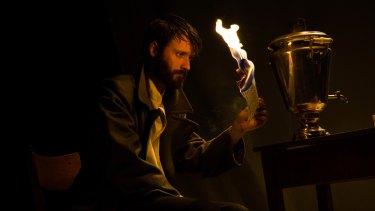 Akos Armont as Bela Veracek in No End of Blame.
