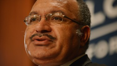 Papua New Guinea Prime Minister Peter O'Neill has called for Australia to take a greater role in the Myanmar humanitarian crisis.