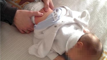Some chiropractors are offering treatments to newborn babies.