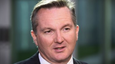Shadow treasurer Chris Bowen says the government is showing the same pattern of behaviour it did during the much-criticised 2014 budget.