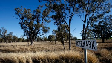 The Shenhua Watermark coal mine on the Liverpool Plains is a key issue in the electorate.
