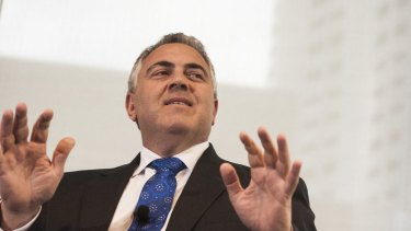 Treasurer Joe Hockey says the Abbott government has taken more action on tax avoidance than any other government.