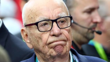 The Labor party won't budge on any scheme it thinks risks increasing the voice of Rupert Murdoch's empire.