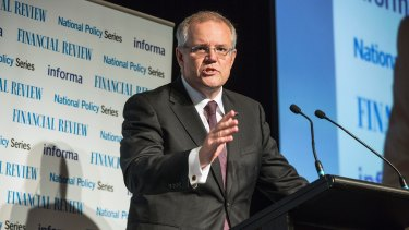 Treasurer Scott Morrison is especially concerned about Australians such as teachers and nurses who we need to live in the cities they serve but who are having trouble keeping up.