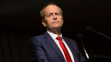 Bill Shorten has announced a proposed crackdown on 457 visas for foreign workers.