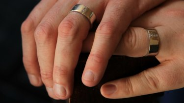 Same-sex marriage could be further away now than before.