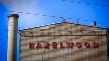 Announcement will be made today for the closure of the Hazelwood power station.