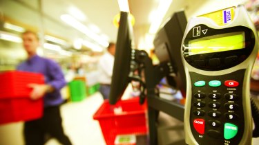 Coles has been working hard to crack down on self-service checkout theft.