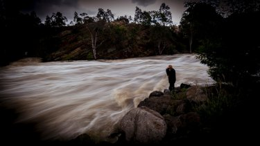 Dights Falls, near Abbotsford