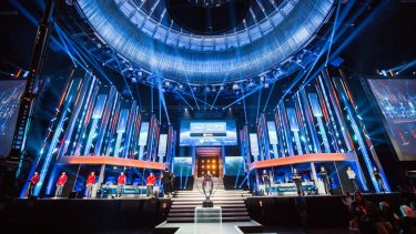 Intel Extreme Masters, a global circuit of eSports tournaments.