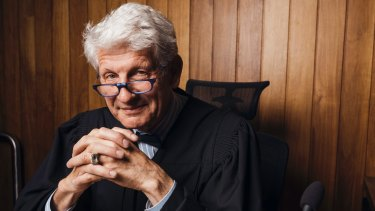 """I've never lost sight of humanity"": Magistrate Peter Miszalski is retiring after 37 years on the bench."