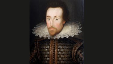 Playwright William Shakespeare created 1222 different characters.
