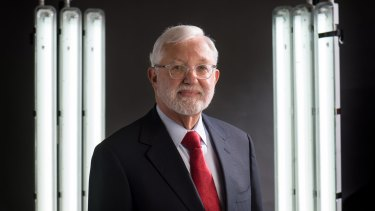 US Judge Jed Rakoff is in Melbourne for a symposium on class actions.