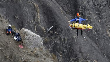 All 150 passengers and crew on board Germanwings flight 9525 from Barcelona to Dusseldorf died.