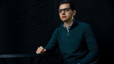 Luis Manuel Encarnacion, the director at Fundacion Midete, a foundation that battles obesity.