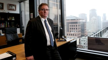 OceanaGold chief Mick Wilkes is confident on the future of his Philippines mine.