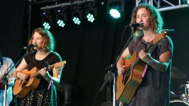 The Teeny Tiny Stevies will be performing at Arts Centre Melbourne.