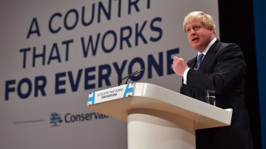 Current British Foreign Secretary Boris Johnson campaigned for reduced EU migration as part of Brexit, saying it would provide British companies with the chance to hire from staff from other countries. The UK government now says it will also take fewer people from non-EU countries.