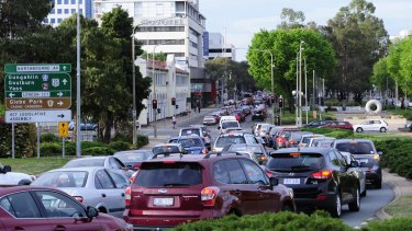 About 300,000 people pay compulsory third party insurance in Canberra.