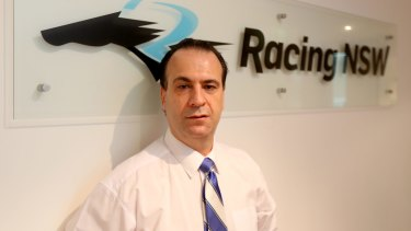 No comment on greyhound racing: Racing NSW boss Peter V'landys.