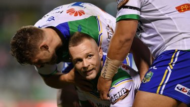 Which Canberra Raiders stood up this year?