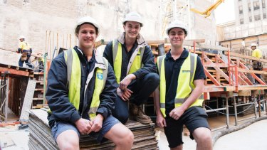 The CCIQ says the Queensland government must do more to encourage young people into apprenticeships.