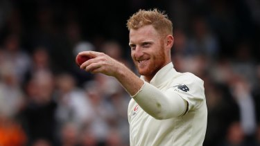 Unlikely to figure in the Ashes: England's Ben Stokes.
