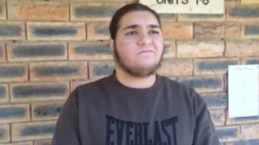 Pleaded guilty: Raban Alou.