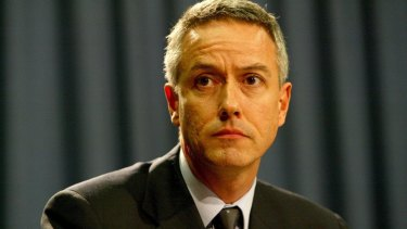 Shielded even after he leaves the job of Ombudsman: Bruce Barbour.