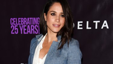 """""""I've never defined myself by my relationship"""": Meghan Markle."""