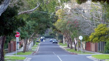 Scott Street in Beaumaris is about 500m from the beach.