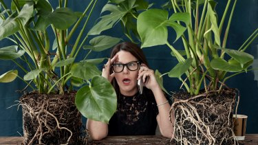 """""""I don't tolerate too much silliness."""": Julia Morris on dealing with her two daughters."""