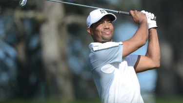 """I am committed to getting back to the pinnacle of my game"": Woods."