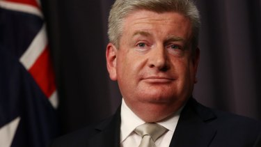 Communications Minister Mitch Fifield remains determined to to legislate changes to media ownership laws.