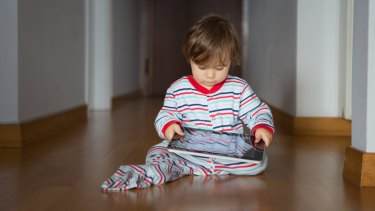Children are starting to get younger and younger as they look at screens.