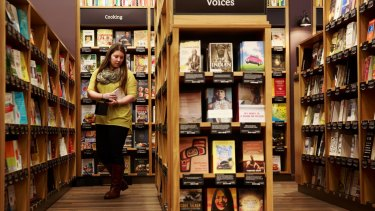 Amazon, which recently opened its first physical bookstore in the United States, is stepping up its Australian presence through The Book Depository.