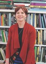 Landscape architect Kate Cullity.