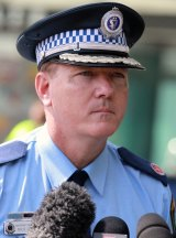 Higher level of safety: Assistant Commissioner Michael Fuller.