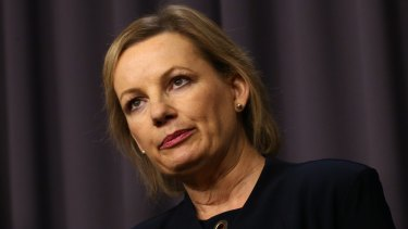 Health Minister Sussan Ley says she wants to protect the integrity of the aged care sector.