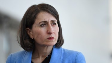 NSW Premier Gladys Berejiklian was making good on a deal that dated back to John Howard's GST.
