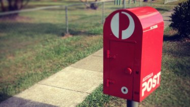 Australia Post predicts by 2020 it will be delivering a quarter as much mail as it did in 2008.
