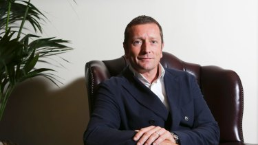 Criteo managing director Australia and New Zealand Jeremy Crooks says his company only follows people around the web 'a tiny bit'.