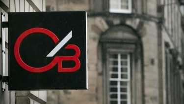 Britain's financial regulator has fined Clydesdale Bank $40 million.