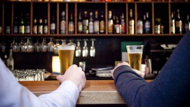 The sober eastern suburbs in the former city of Camberwell have seen glacial reforms to alcohol licensing laws.